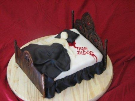 vampire true blood cake
