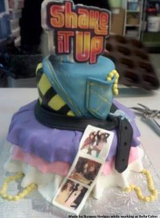 """tv show cake"" ""nickelodeon cake"" ""chicago cake"" ""teenage cake"""