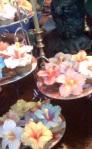 Hibiscus hawaian cake