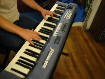 Groom's Cake keyboard