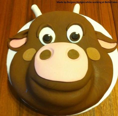 """farm cake"" ""country cake"" ""hamburger patty"""