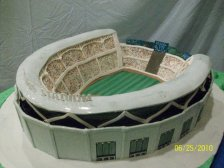 barmitzvah Baseball cake